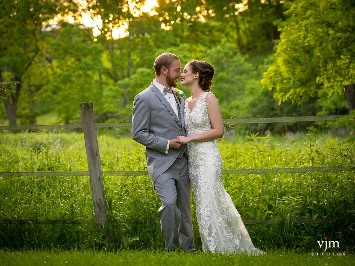 General Potter Farm Wedding