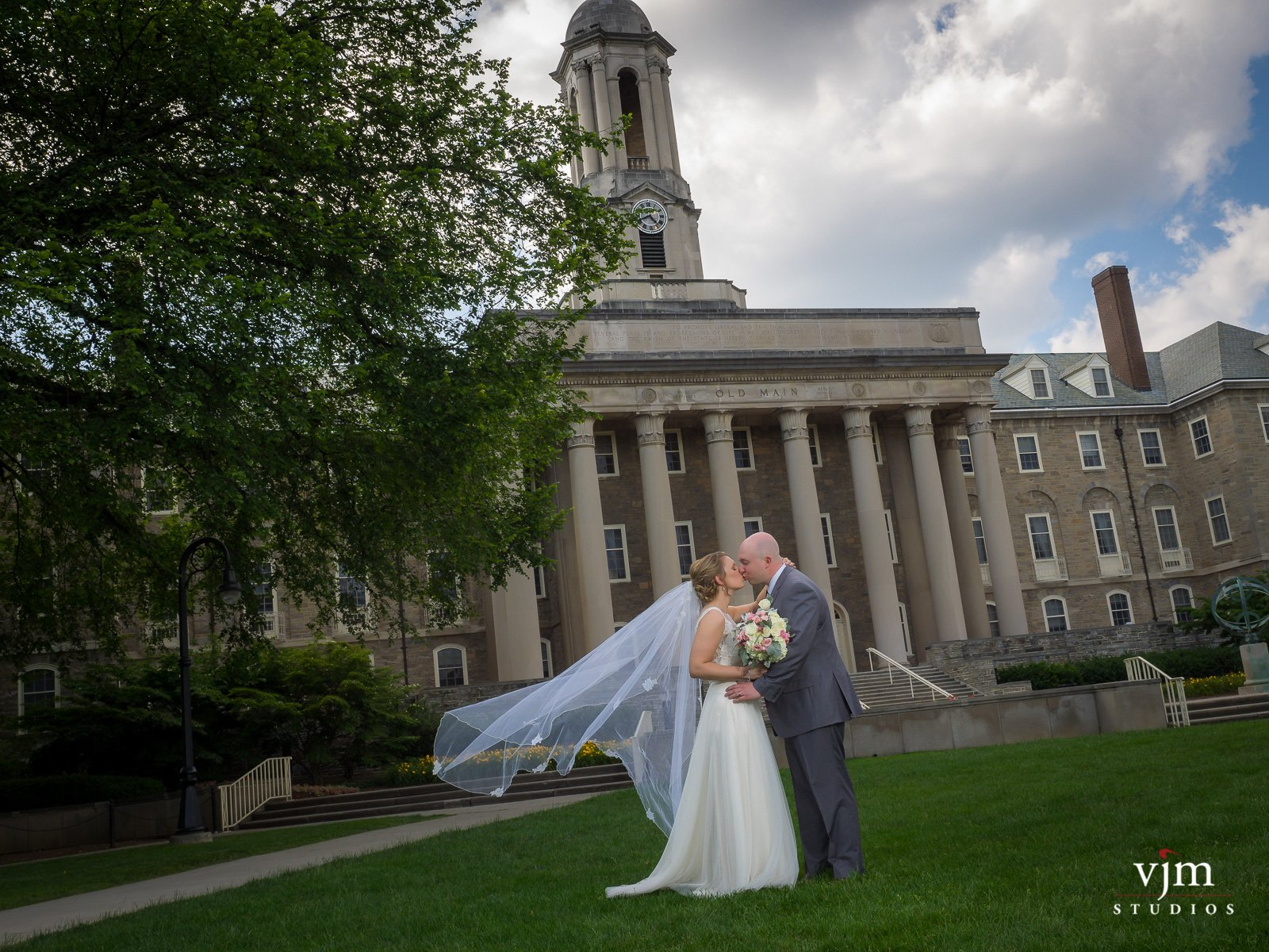 Penn State Wedding Photographer