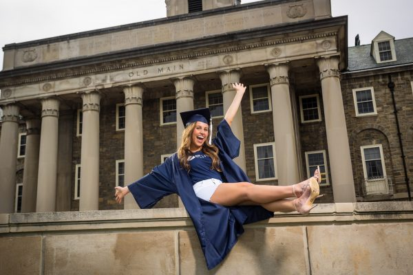 Penn State Graduation photo